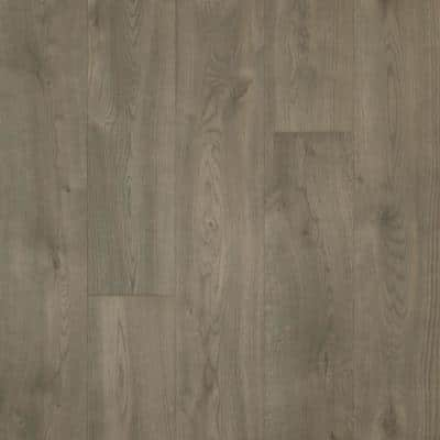 Take Home Sample - Stone Bay Oak Laminate Flooring - 5 in. x 7 in.