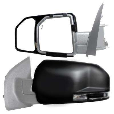 Clip-on Towing Mirror Set for 2015 - 2020 Ford F-150