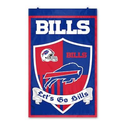 Buffalo Bills Wall Shield Tapestry