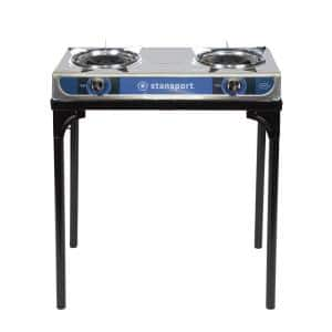 Deals on StanSport Portable Dual Fuel Camp Stove