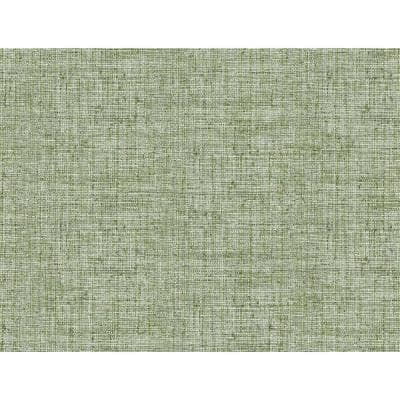 Papyrus Weave Green Paper Peel & Stick Repositionable Wallpaper Roll (Covers 45 Sq. Ft.)