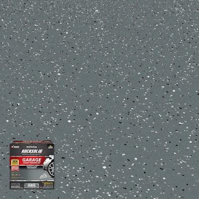 90 oz. Dark Gray Polycuramine 1 Car Garage Floor Kit (2-Pack)