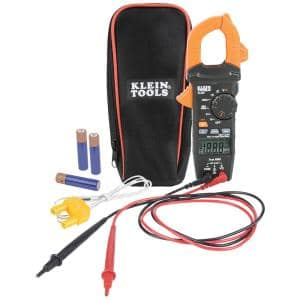 400 Amp Digital Clamp Meter, AC Auto-Ranging with Temp
