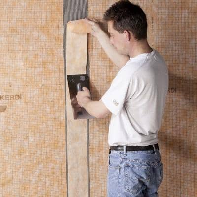 Kerdi-Band 5 in. x 16 ft. 5 in. Waterproofing Strip