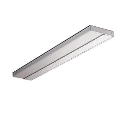 24 in. White T8 Slim Profile Undercabinet Light