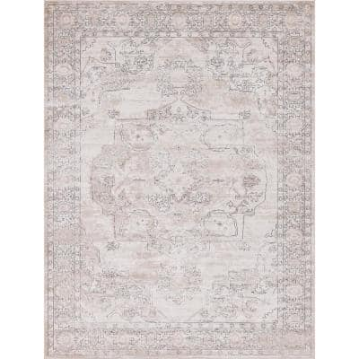 Portland Canby Ivory/Beige 9 ft. x 12 ft. Area Rug