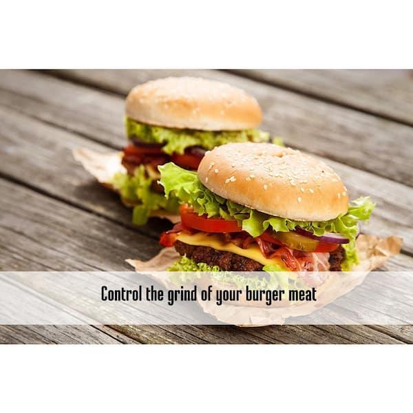 Weston - #10 Manual Meat Grinder