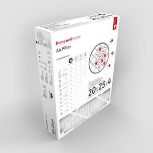 20 x 25 x 4 Pleated MERV 12 - FPR 10 Air Filter