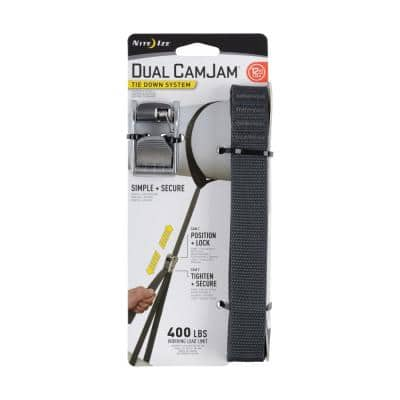 12 ft. Dual CamJam Tie Down System