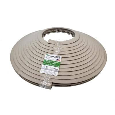 3/4 in. x 50 ft. Concrete Expansion Joint Replacement in Grey