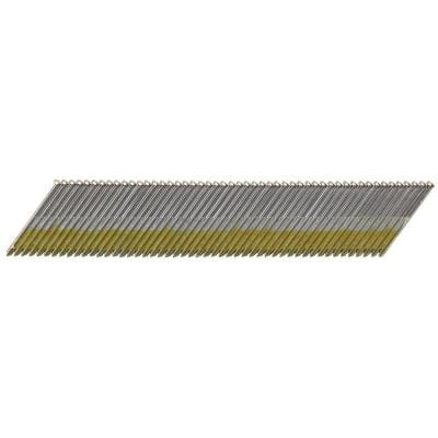 1-1/2 in. x 15-Gauge Angled Nails (2500-Pieces)