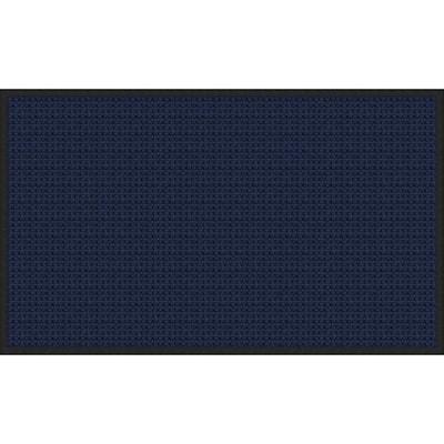Absorba Mat NG Navy/Blue 4 Ft. x 6 Ft. Commercial Door Mat