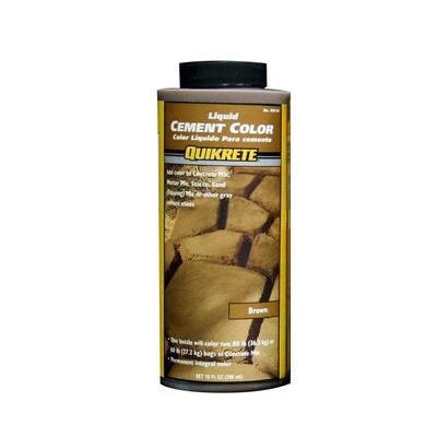 10 oz. Liquid Cement Color - Brown