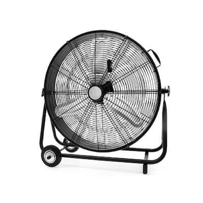 24 in. Utility Drum Fan