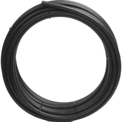 1-1/4 in. x 100 ft. IPS 200 psi NSF Poly Pipe