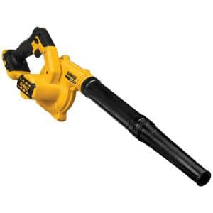 20-Volt MAX Cordless Compact Jobsite Blower 135 MPH 100 CFM (Tool-Only)