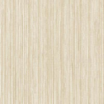 Grasscloth Sand Peel and Stick Wallpaper (Covers 56 Sq. Ft.)