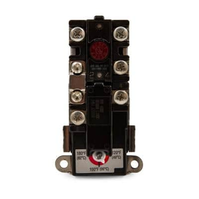 Upper 180-Degree Commercial Thermostat