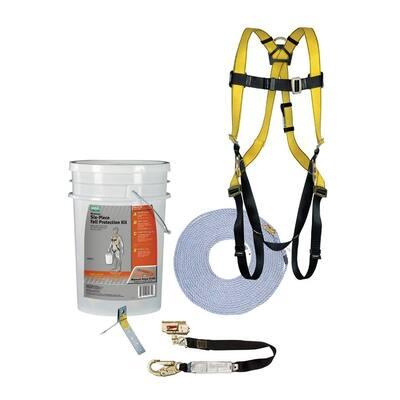 Workman 6-Piece Fall Protection Kit