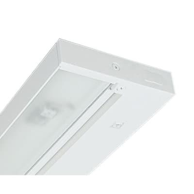 Pro-Series 46 in. White Fluorescent Under Cabinet Fixtures