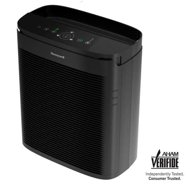 PowerPlus True HEPA 530 sq. ft. Allergen Remover/Air Purifier