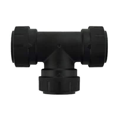 1 in. CTS ProLock Push-to-Connect Tee