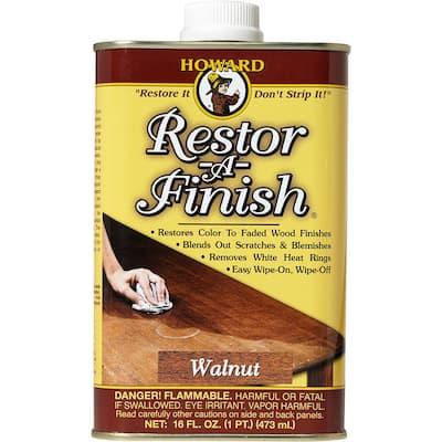 Restor-A-Finish 16 oz. Walnut