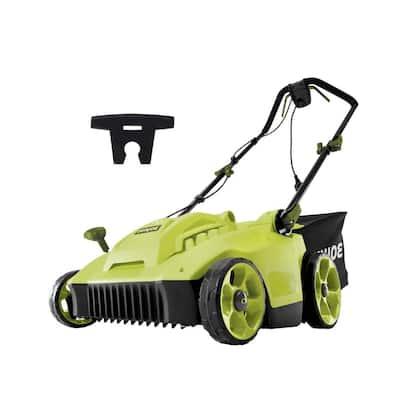 16 in. 6.5 Amp Corded Electric Walk-Behind Reel Push Lawn Mower