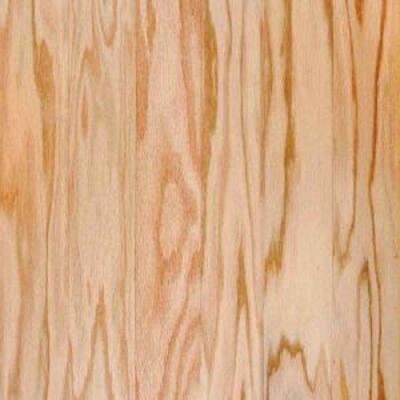 Take Home Sample - Red Oak Natural Hardwood Flooring - 5 in. x 7 in.