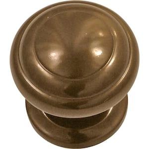 Zephyr 1.25 in. Veneti Bronze Cabinet Knob