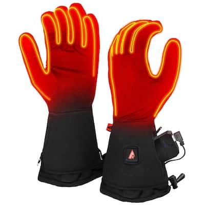 Men's Large/X-Large Black 5V Heated Glove Liners