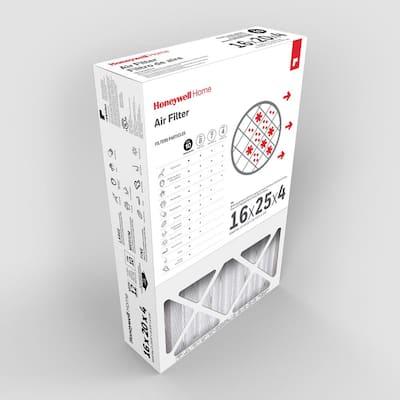 16 x 25 x 4 Pleated MERV 12 - FPR 10 Air Filter