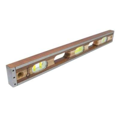 48 in. Wood Level