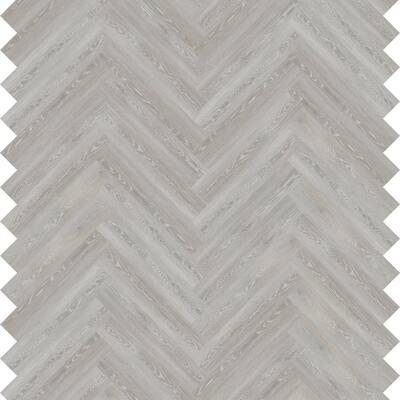 DecoCore Peak Shine Herringbone 5.1 in. W x 25.4 in. L Click Lock Luxury Vinyl Planks (29 sq.ft/case)