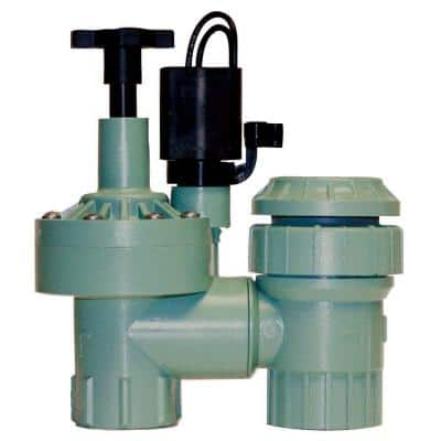 3/4 in. Plastic FPT Automatic Anti-Siphon Zone Valve