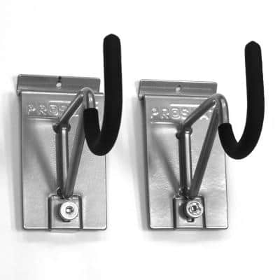 Slatwall 6 in. 50 lb. Super Duty U-Hook (2-Pack)