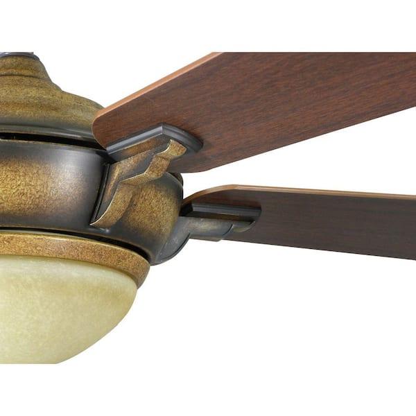 Hampton Bay Ceiling Fan Canvas Blades 2022