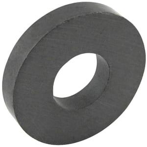 3/4 in. Ceramic Ring Magnet (6-Pack)