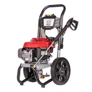 MegaShot MS60773-S 2800 PSI at 2.3 GPM HONDA GCV160 Cold Water Pressure Washer