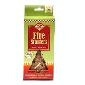 Apple Scented Fire Starter (5-Pack)