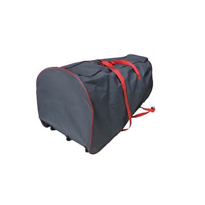 9 ft. Gray Artificial Tree Storage Bag