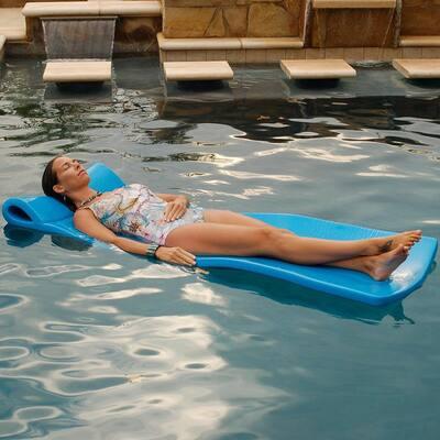 Splash Marina Blue Pool Float