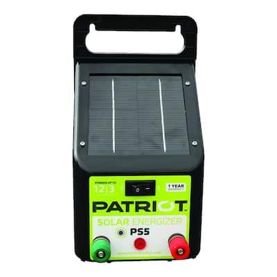 PS5 Solar Energizer - 0.04 Joule