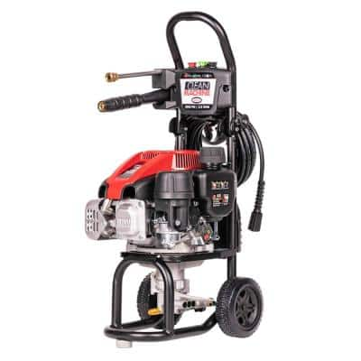 Clean Machine 2400 PSI at 2.0 GPM 149cc Engine Cold Water Gas Pressure Washer