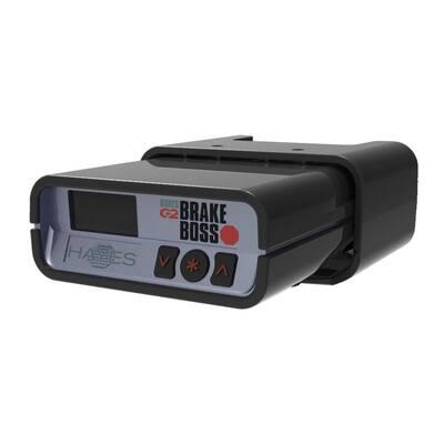 G2 Brake Boss Trailer Brake Controller