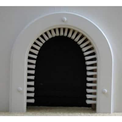 5.5 in. x 6.5 in. Cathole Pet Door for Cats
