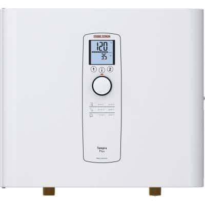 Tempra 15 Plus Adv Flow Control & Self-Modulating 14.4 kW 2.93 GPM Compact Residential Electric Tankless Water Heater