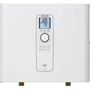 Tempra 29 Plus Adv Flow Control and Self-Modulating 28.8 kW 5.66 GPM Residential Electric Tankless Water Heater