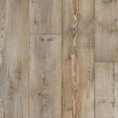 Alexton Oak Wood Residential Vinyl Sheet Flooring 13.2ft. Wide x Cut to Length