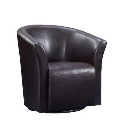 Radford Brown Swivel Chair